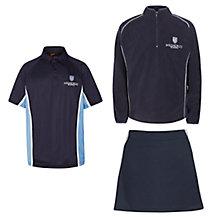 Meoncross School Junior And Senior Girls Sports Uniform