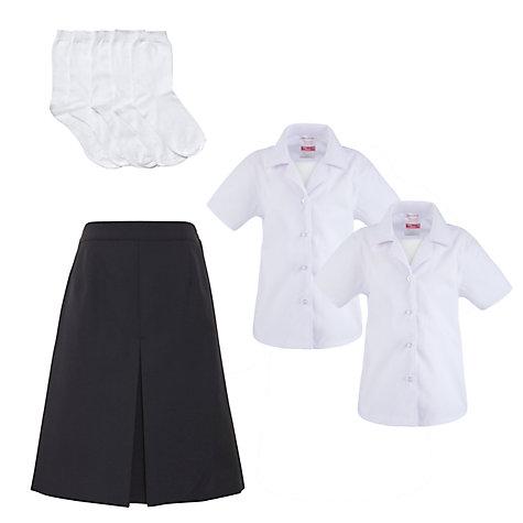 Buy Meoncross School Upper School Girls Summer Uniform