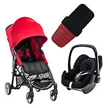 Buy Baby Jogger City Mini ZIP Pushchair & Accessories Range Online at johnlewis.com