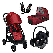 Buy Baby Jogger City Versa GT Pushchair & Accessories Range Online at johnlewis.com