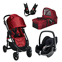 Baby Jogger City Versa GT Pushchair & Accessories Range