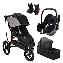 Buy Baby Jogger Summit X3 Pushchair & Accessories Range Online at johnlewis.com