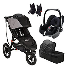 Baby Jogger Summit X3 Pushchair & Accessories Range