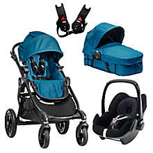 Buy Baby Jogger City Select Pushchair & Accessories Range Online at johnlewis.com