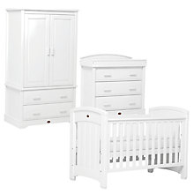 Buy Boori Classic Royale Furniture Collection, White Online at johnlewis.com