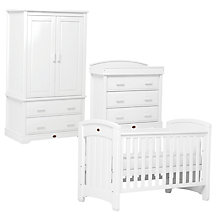 Boori Classic Royale Furniture Collection, White
