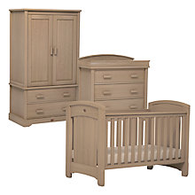 Buy Boori Classic Royale Furniture Collection, Almond Online at johnlewis.com