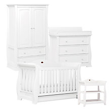 Buy Boori Sleigh Royale Furniture Collection, White Online at johnlewis.com