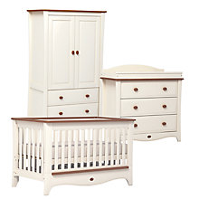 Buy Boori Provence Furniture Collection, Ivory/Honey Online at johnlewis.com
