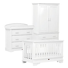 Buy Boori Eton Convertible Furniture Collection, White Online at johnlewis.com