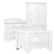 Buy Boori Eton Expandable Furniture Collection, White Online at johnlewis.com