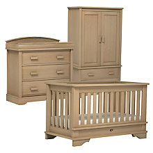 Buy Boori Eton Convertible Furniture Collection, Aged Natural Online at johnlewis.com