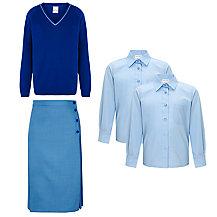 Italia Conti Academy Girls' Uniform