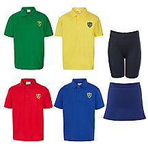 St. Mary's School, Cambridge - Senior School - Sports Uniform