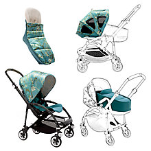 Buy Bugaboo Bee 3 Van Gogh Pushchair & Accessories Range Online at johnlewis.com