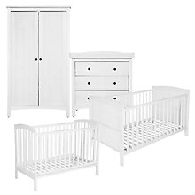 Buy John Lewis Marlow Furniture Collection, White Online at johnlewis.com