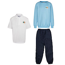 The Hertfordshire & Essex High School and Science College Years 7-11 Girls' PE Uniform