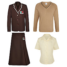 The Hertfordshire & Essex High School and Science College Years 7-11 Girls' Uniform