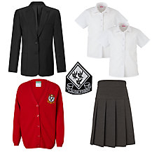 Nottingham High School Girls' Juniors Uniform Ages 7-11