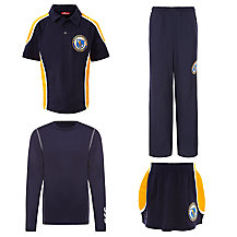 St John's International School Girls' Sports Uniform