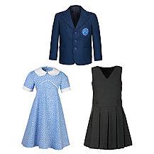 Dolphin School Girls' Lower School Uniform (Reception, Years 1 & 2)