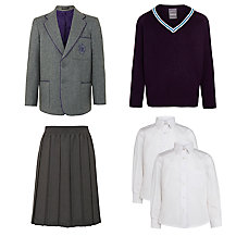 Talbot House Preparatory School Girls' Kindergarten to Year 6 - Winter Uniform