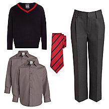 Berkhampstead School Boys' Prep Winter Uniform