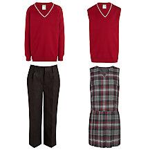 Highclare School Reception to J6 Daywear Uniform