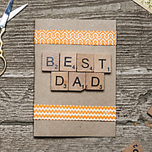 Buy Homemade Father's Day Card Online at johnlewis.com