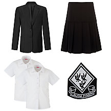 Nottingham High School Girls' Senior Uniform Ages 11-16