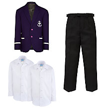 St Hilda's CE High School Boys' Uniform