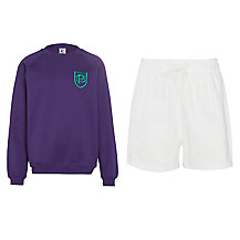 The Pointer School Girls' and Boys' Sports Uniform