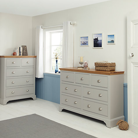Buy John Lewis Helston 7 Drawer Chest Online at johnlewis.com