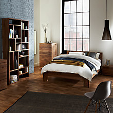 Buy Ethnicraft Teak Burger Bedroom Furniture   Online at johnlewis.com