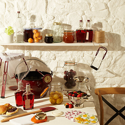 Buy Kilner 3 Piece Jelly Straining Set Online at johnlewis.com