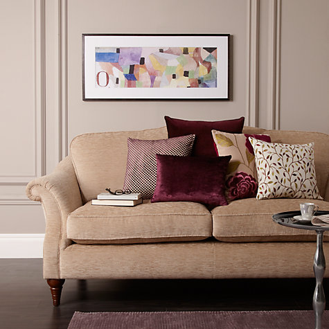 Buy Voyage Como Velvet Cushion Online at johnlewis.com