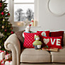 Buy John Lewis Love Cushion Online at johnlewis.com