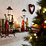 Buy John Lewis Outdoor LED Popsicle Christmas Line Lights, x100, Soft White Online at johnlewis.com