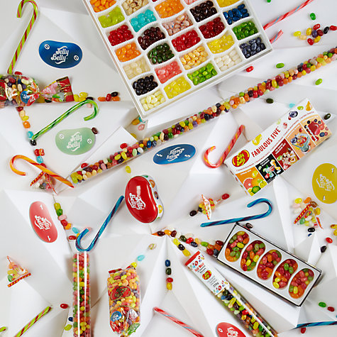 Buy Jelly Belly Uno and Jelly Beans Set, 100g Online at johnlewis.com