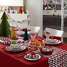 Buy House by John Lewis Snowy Hills Table Linens & Accessories Online at johnlewis.com