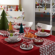 House by John Lewis Snowy Hills Table Linens & Accessories