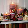 Buy Yankee Candle Fresh Roses Scented Candle, Small Online at johnlewis.com