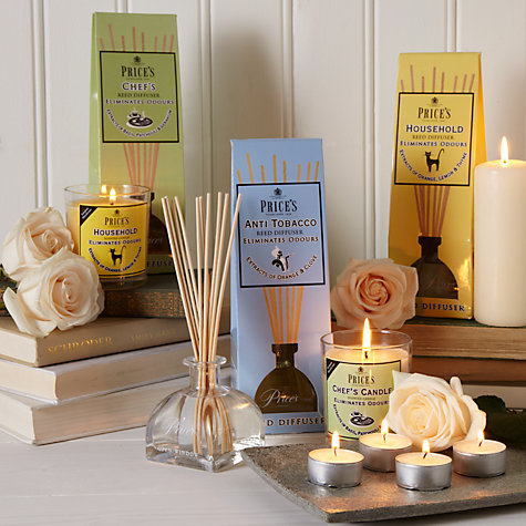 Buy Price's Household Scented Tealights, Pack of 6 Online at johnlewis.com
