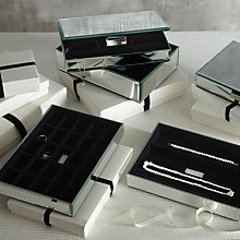 Buy Stackers Glass Jewellery Boxes Online at johnlewis.com