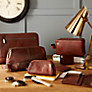 Buy Smith & Canova Travel Wallet, Brown Online at johnlewis.com