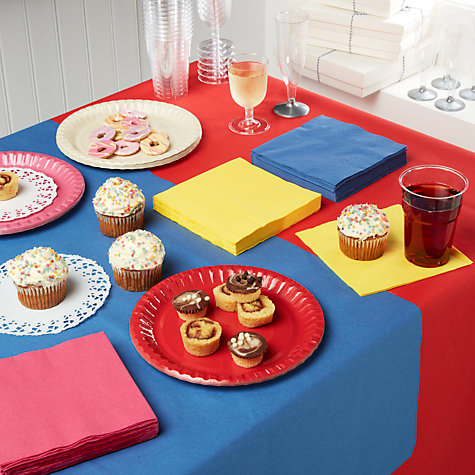 Buy John Lewis Disposable Tablecloth Online at johnlewis.com