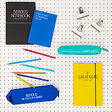 Buy Happy Jackson Stationery Range Online at johnlewis.com
