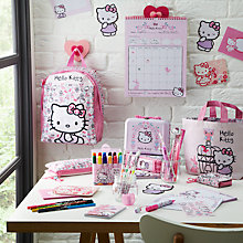 Buy Hello Kitty Woodlands Animal Stationery Range Online at johnlewis.com