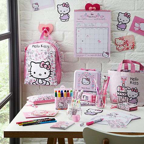 Buy Hello Kitty Woodland Animals Ballpoint Pen Online at johnlewis.com