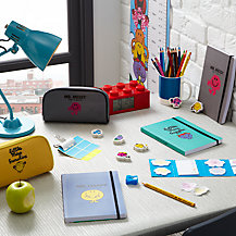 Mr Men Stationery Range